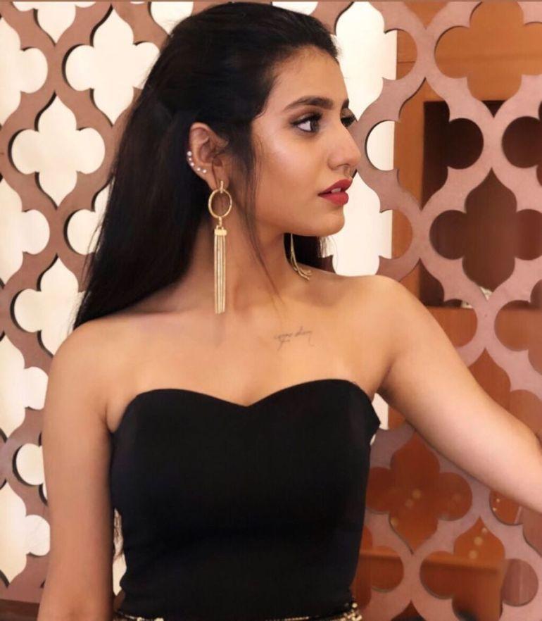 108+ Cute Photos of Priya Prakash Varrier 141