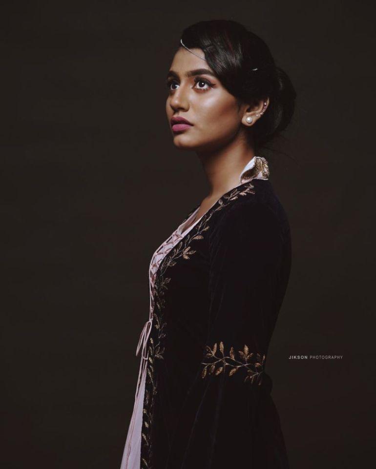 108+ Cute Photos of Priya Prakash Varrier 142