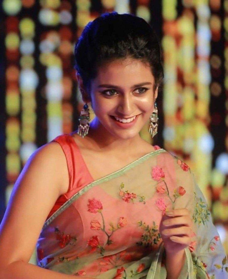 108+ Cute Photos of Priya Prakash Varrier 153