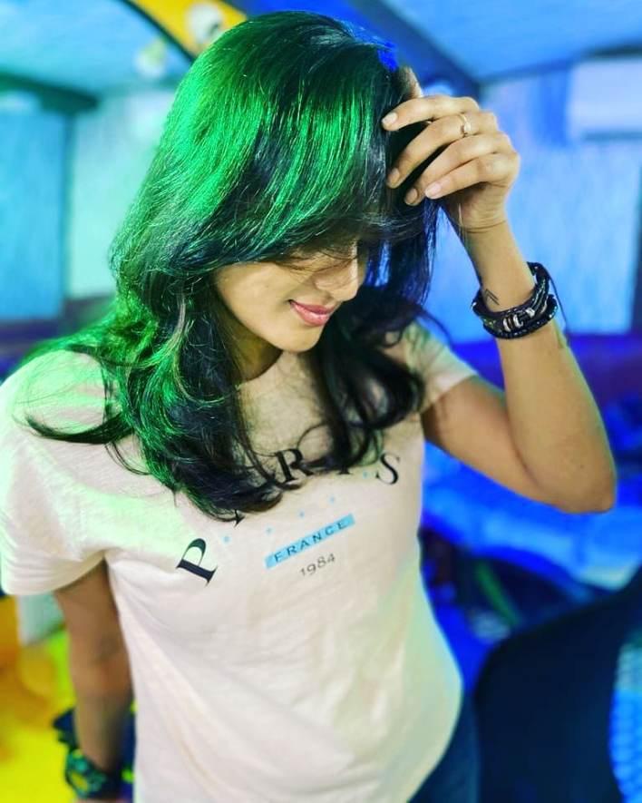 57+ Cute Photos of Aditi Ravi 33