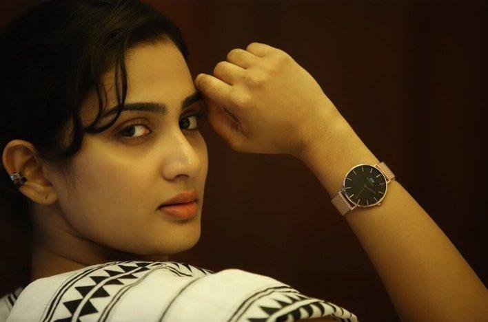 57+ Cute Photos of Aditi Ravi 55