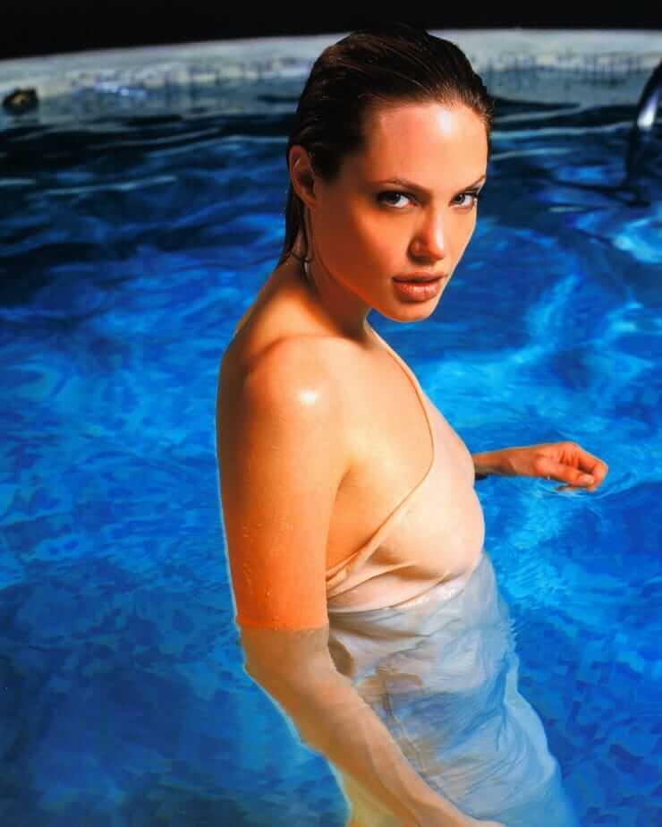 35+ Glamorous Photos of Angelina Jolie 10