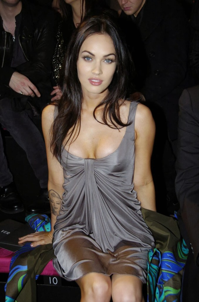 33 Unseen Photos of Megan Fox 30