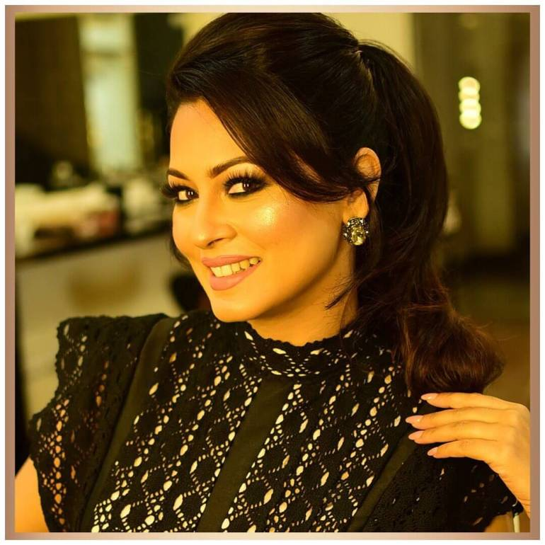 20+ Beautiful Photos of Pooja Umashankar 105