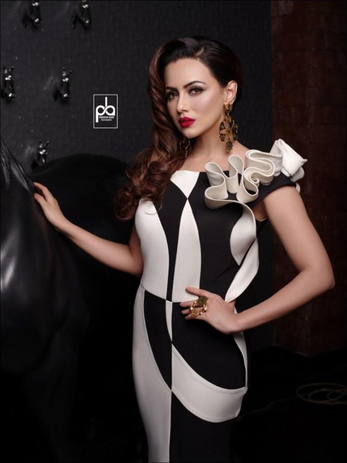43+ Lovely Photos of Sana Khan 25