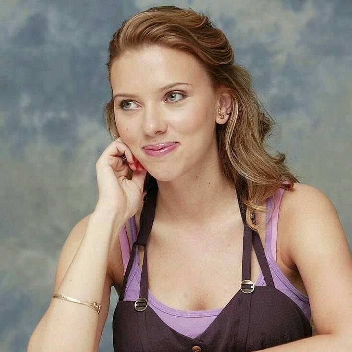 69+ Unseen Photos of Scarlett Johansson 22