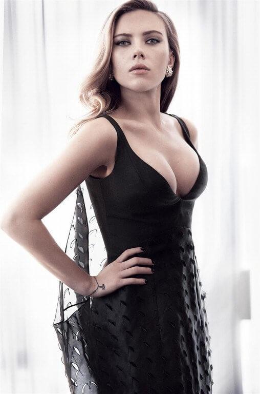 69+ Unseen Photos of Scarlett Johansson 48
