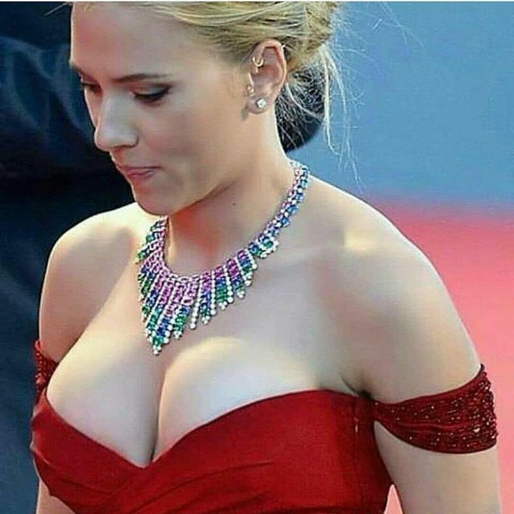 69+ Unseen Photos of Scarlett Johansson 8