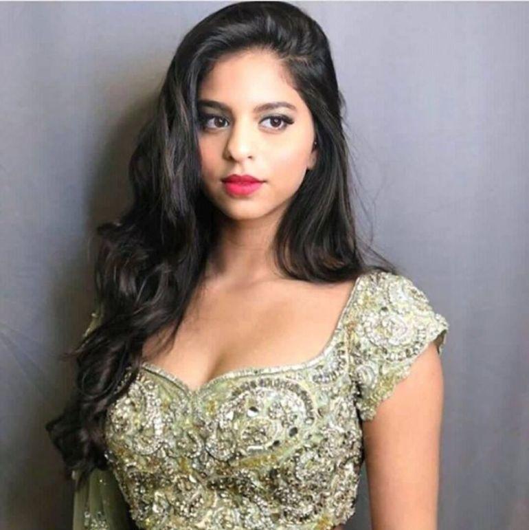 40+ Cute Photos of Suhana khan 29