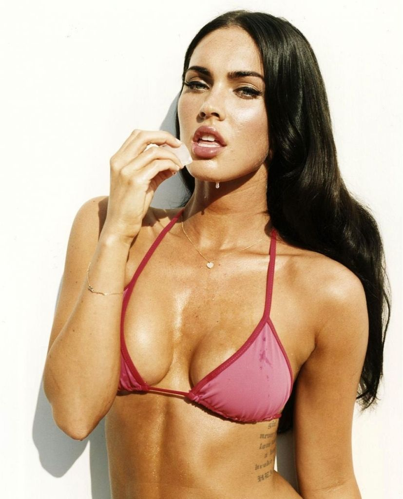 33 Unseen Photos of Megan Fox 12