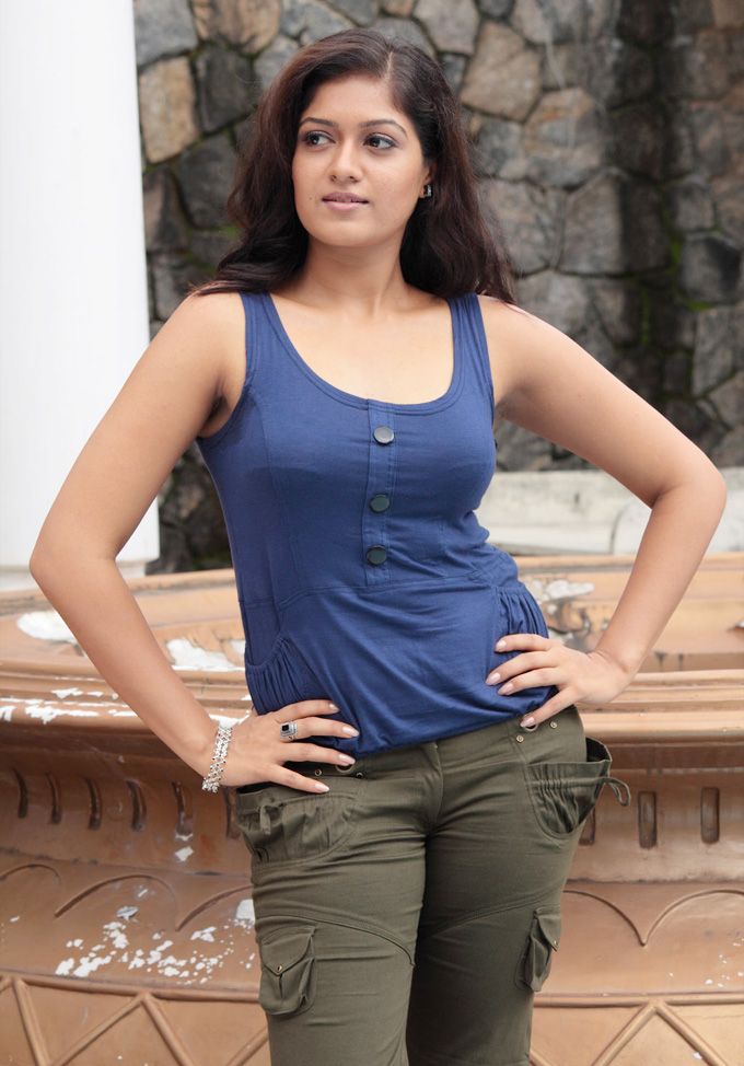 Check out this 45 Beautiful Photos of Meghna Raj 11