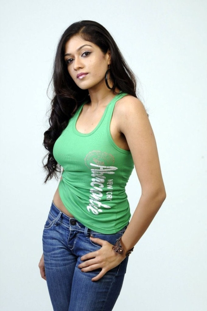 Check out this 45 Beautiful Photos of Meghna Raj 24