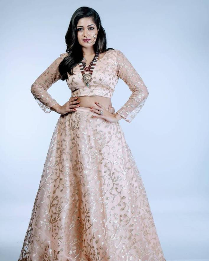 Check out this 45 Beautiful Photos of Meghna Raj 30