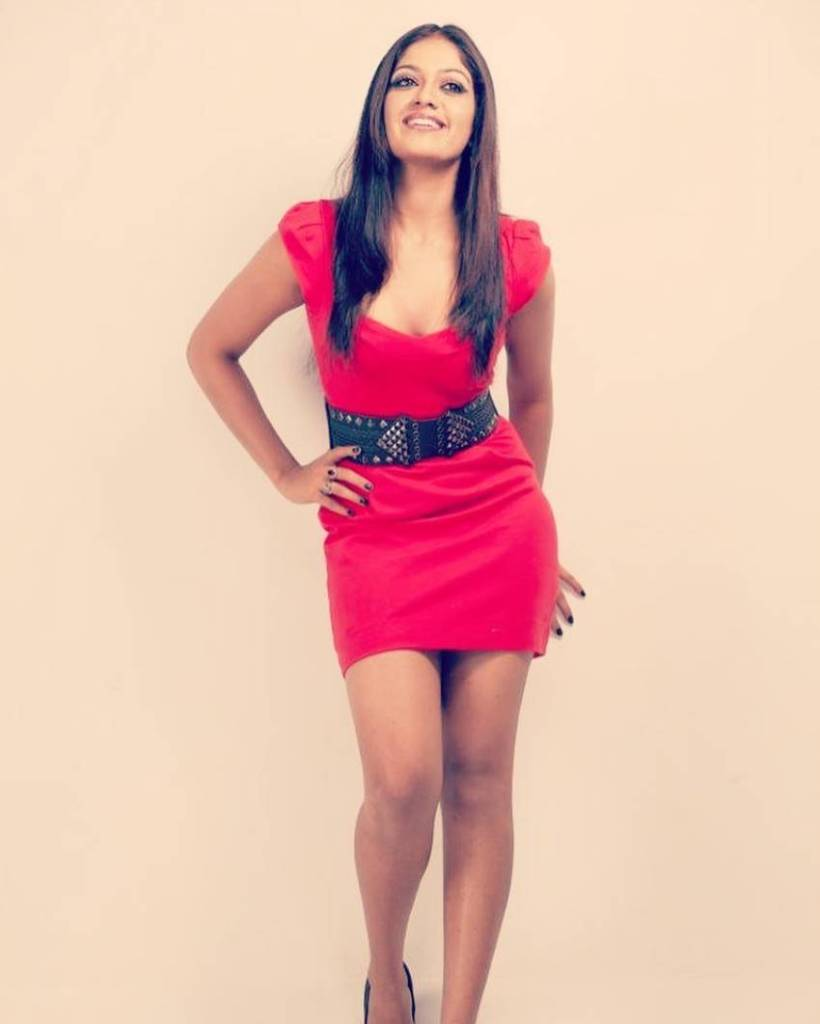 Check out this 45 Beautiful Photos of Meghna Raj 33
