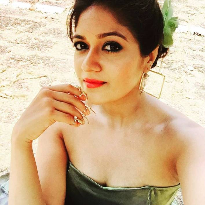 Check out this 45 Beautiful Photos of Meghna Raj 34