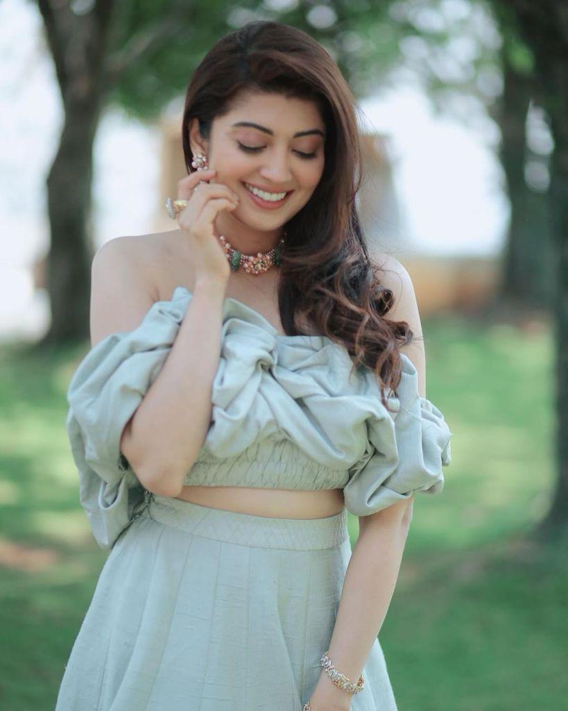 38+ Lovely Photos of Pranitha Subhash 20