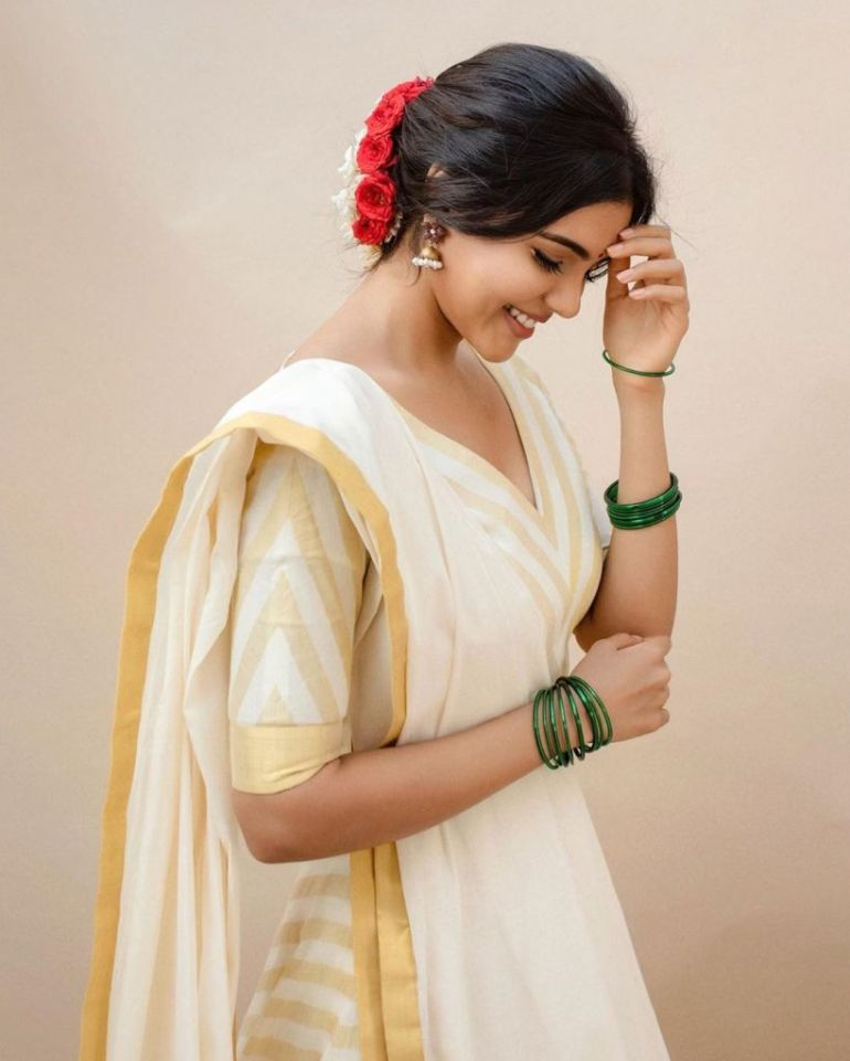 44+ Cute Photos of Kalyani Priyadarshan 121