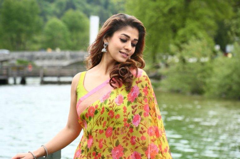 59+ Gorgeous Photos of Nayanthara 45