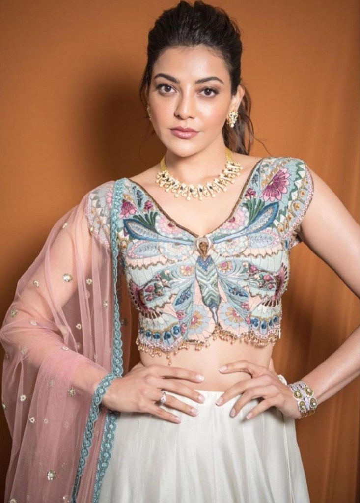 60+ Stunning Photos of Kajal Agarwal 15
