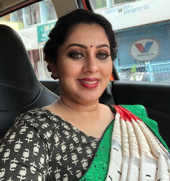23+ Lovely Photos of Sreeya Remesh 11