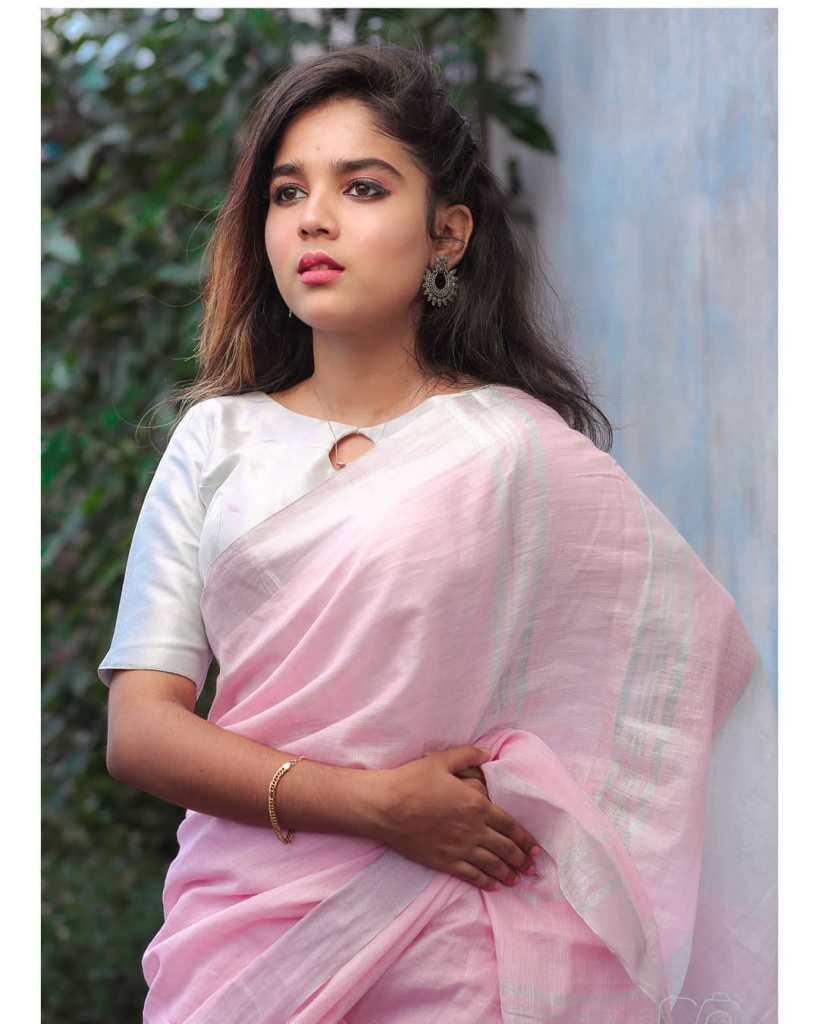 Kerala Tik Tok Star Dhanya S Rajesh (Helen of Sparta) HD Photos 29