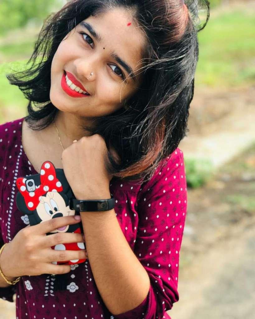 Kerala Tik Tok Star Dhanya S Rajesh (Helen Of Sparta) HD Photos ...