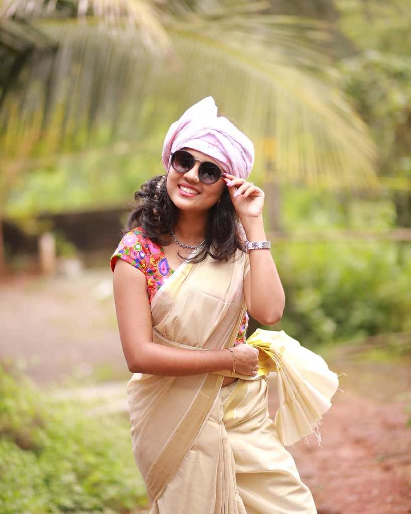 Kerala Tik Tok Star Dhanya S Rajesh (Helen of Sparta) HD Photos 11