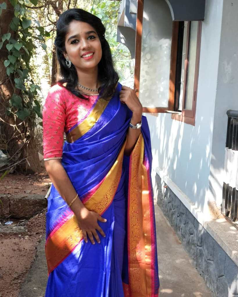 Kerala Tik Tok Star Dhanya S Rajesh (Helen of Sparta) HD Photos 32