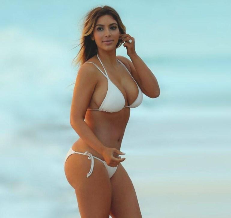 45+ Glamorous Photos of Kim Kardashian 42