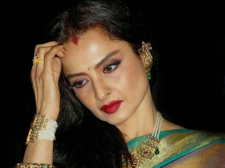 Beautiful Photos of Rekha 7