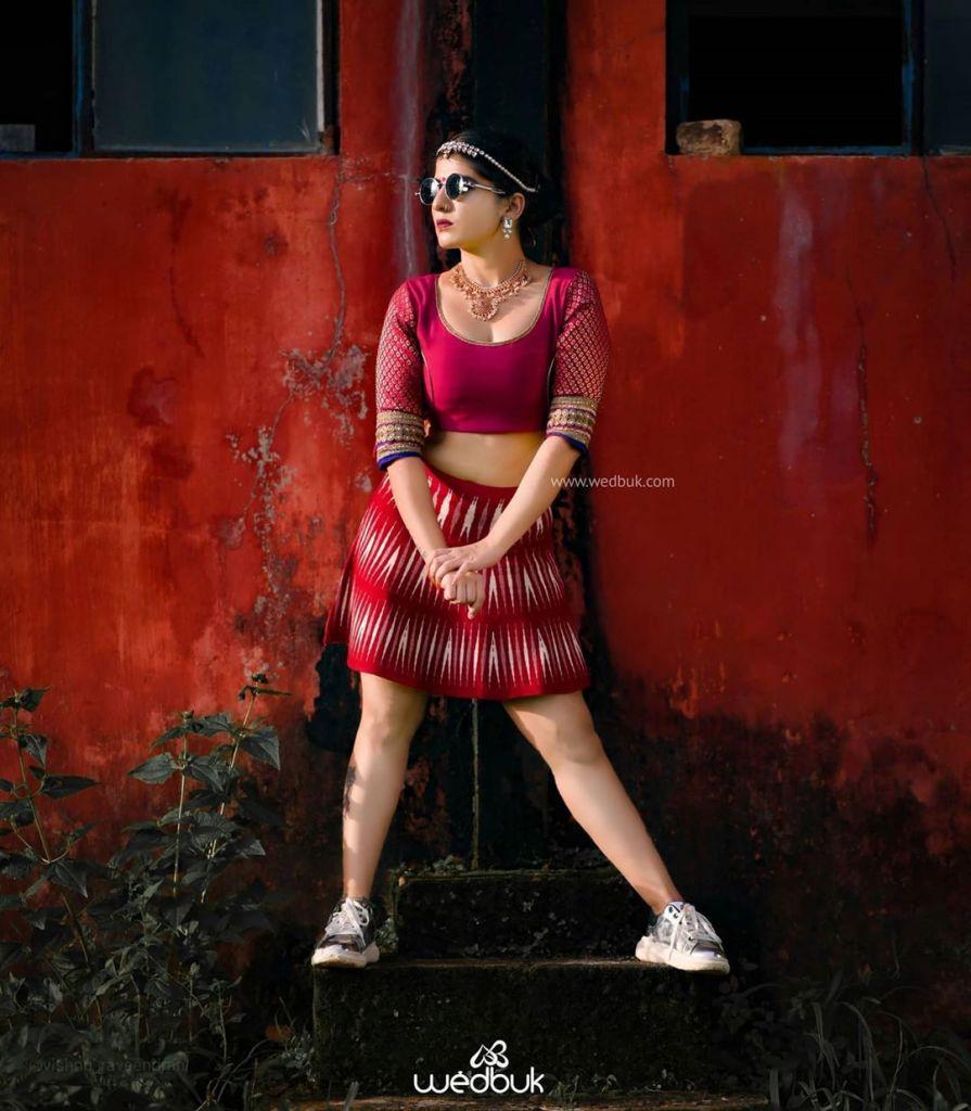 42+ Gorgeous Photos of Aswathy S Nair 44