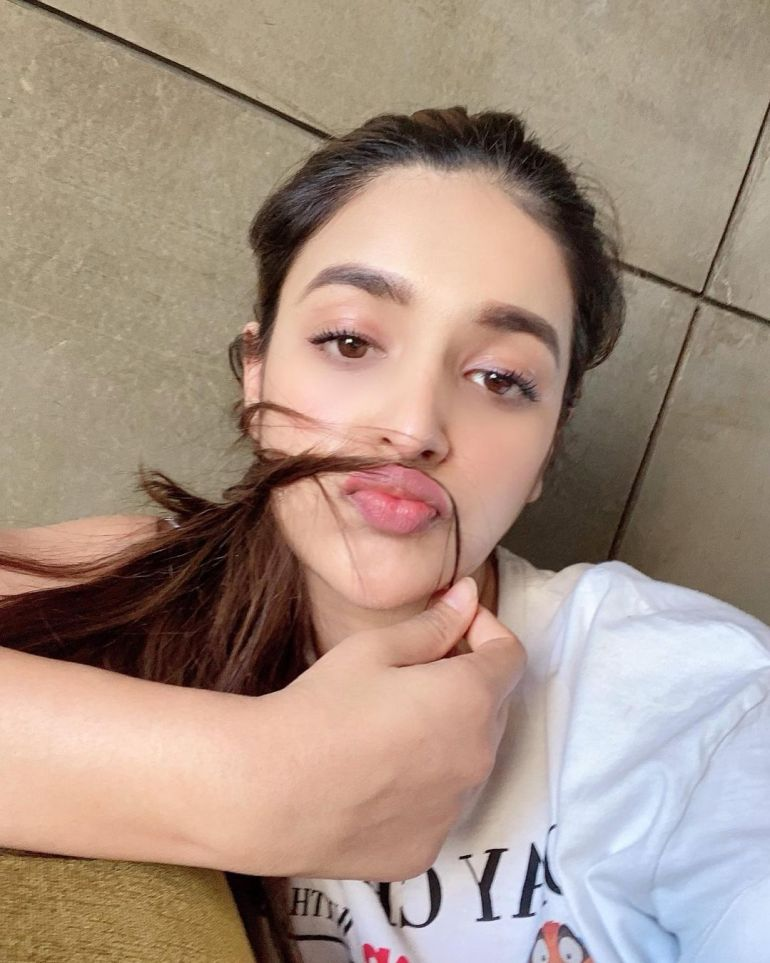 Nidhhi Agerwal Wiki, Age, Biography, Movies, and Beautiful Photos 11