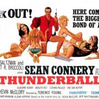 Bondtema: Thunderball ( 1965 Storbrit )