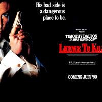 Comborecension. Bondtema: Licence to kill ( 1989 Storbr/USA )