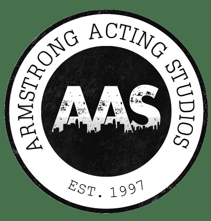 Armstrong Acting Studios logo