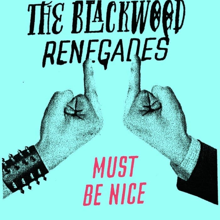 The black renegades poster