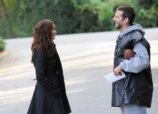 Bradley Cooper ve Jennifer Lawrence