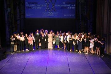 24. Uçan Süpürge Uluslararası Kadın Filmleri Festivali'nde
