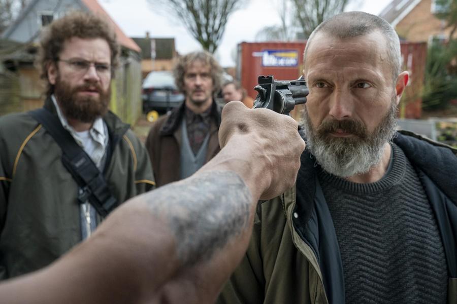 Mads Mikkelsen'li Riders of Justice Filminden Fragman Yayınlandı - FilmLoverss