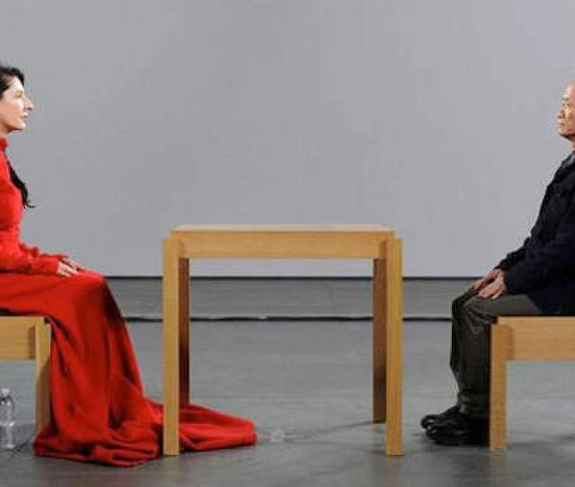 Director Matthew Akers On Marina Abramovic The Artist Is Present