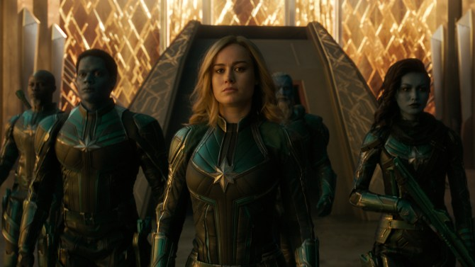 """The Weather Doesn't Care What Your Budget Is"""": Captain Marvel ..."""