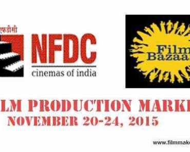 NFDC Co-Production market 2015 NFDC Co-Production market 2015