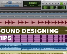 sound design tips and equipments