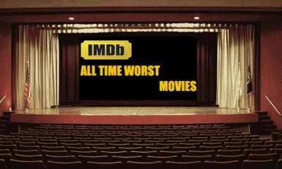 All Time worst IMDB movies