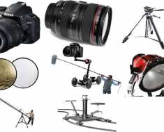 Filmmaking Equipments