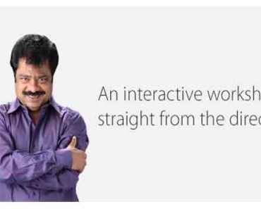 r-pandiarajan-filmmaking-workshop