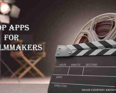 Best filmmakers apps