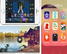 Video Editing apps for i Phone
