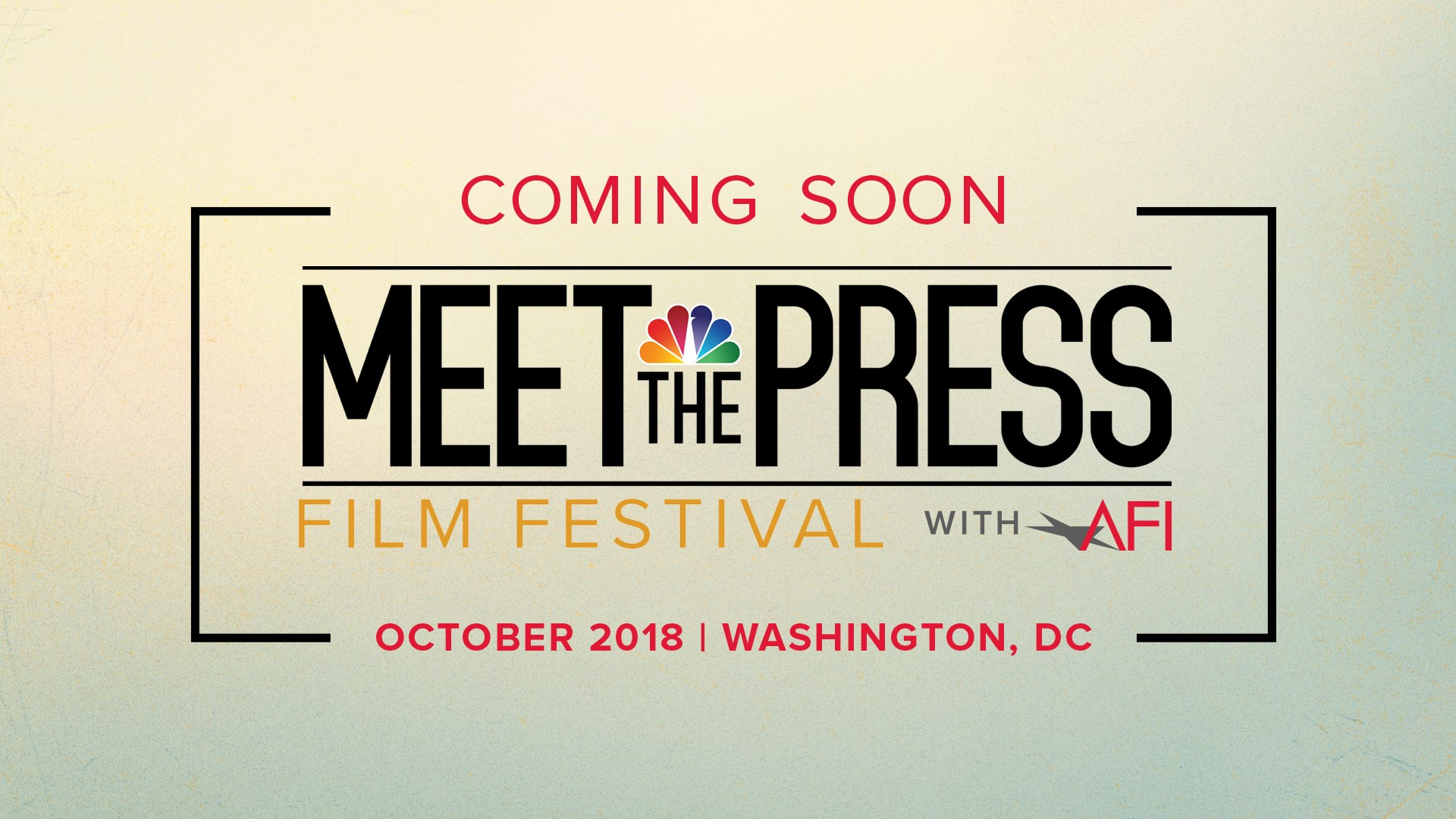 """Meet the Press"" Film Festival is Coming Up this October"