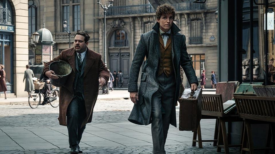 Fantastic Beasts 2 Crimes of Grindelwald Recensie Filmmierenneukers